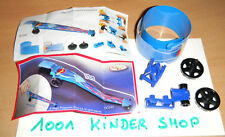 KINDER SPRINTY DC045 DC 45 DRAGSTER + BPZ SINGLE