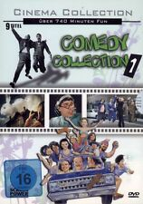 DVD-BOX - Comedy Collection 1 - 9 Spielfilme - Slapstick, Mad Mission u.a.