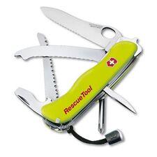 VICTORINOX Rescue Tool / Swiss Army Knife W Cordura Pouch - SWITZERLAND NEW