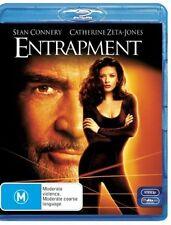 *New & Sealed* Entrapment (Blu-ray, 2007) Sean Connery, Catherine Zeta-Jones AUS