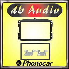 Phonocar 3/647 Kit di Fissaggio Autoradio Doppio 2DIN Fiat 500L Adattatore Radio