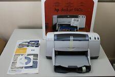Brand New HP Deskjet 940C Inkjet Printer