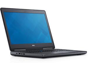 """Dell Precision 15 (USharp 15.6"""", Intel XEON E31545M ,512GB SSD,32GB DDR4, NVIDIA"""