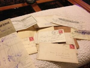Antique Papers From 1909 Up....