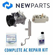 Jeep Grand Cherokee 05-10 5.7 6.1 Complete A/C Repair Kit Compressor w/ Clutch