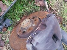 Saab 900,9-3 1994-2003 see notes Right passengers side hub,knuckle ,spindle