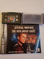 Star Wars: The New Droid Army (Nintendo Game Boy Advance, 2002)