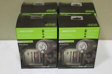 New listing Lot of 4 Mr Beams Mb360Xt-Brn Wireless Led Motion Sensor Outdoor Spotlight