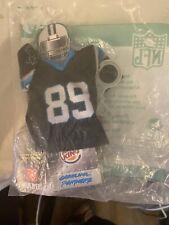 Nfl Carolina Panthers football Steve Smith 89 Mini jersey Burger King New