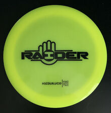 Dynamic Discs Lucid Raider Hand Eye 175 grams