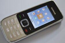 Nokia Classic 2730-Nero (Arancione) Cellulare