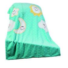Baby Fleecedecke Mond & Sterne #327455 75x100 Cm Kuscheldecke Schmusedecke
