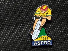 PINS PIN ENAMEL VELO BICI TOUR DE FRANCE 1991 SERVICE MEDICAL ASPRO