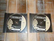 Chessman 6000 2 Disk Cd Rom