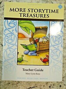 More StoryTime Treasures Teacher Guide Second Edition  SALE!