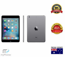 "NEW Apple iPad Mini 2 A1490 128GB WIFI + Cellular 4G  7.9"" Silver AUS Seller"