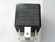 IMO srjh - 1C-CA-SL-12VDC 40 A no 30 A NC Auto Relé SPCO Hi Power Sellada MBF009c