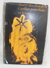 Heat and Mass Transfer in Capillary-porous Bodies 1966 by AV Luikov