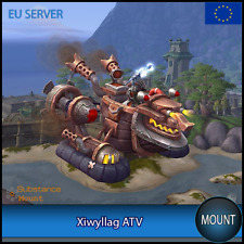 Xiwyllag ATV WoW Mount | EU Server | Warcraft *digital delivery*