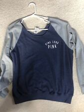 victoria secret pink 80's Style Sweatshirt Size Large