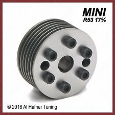 Promini MINI Cooper 17% Supercharger Pulley