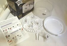 Nuovo di Zecca Tommee Tippee microonde sterilizzatore a vapore con le istruzioni & in Scatola