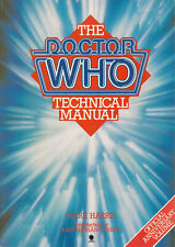 The Doctor Who Technical Manual. Paperback, 1983. A lovely book, really!