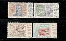 CARIBBEAN - STAMP DAY - 2 SETS - #828-9, 956-7 - MNH - YRS 1964-5
