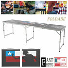 Beer Table Foldable Tennis Table Waterproof Portable Game Table For Camping BBQ