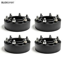 """(4) 2"""" inch Anodized Hub Centric Wheel Spacers 6x5.5 for Ford Ranger Mazda BT-50"""