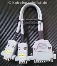 Amiga cuatro jugadores adaptador, dos adicionales joystickports via puerto paralelo