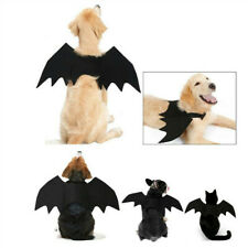 More details for cute wings pet dog cat bat vampire fancy dress outfit halloween cosplay costume