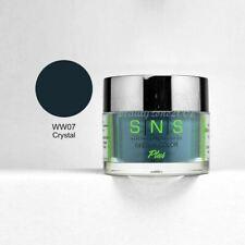 SNS Nail Dipping Powder WW07 - Crystal 1oz