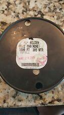 Belden: 8022 000 Wire.  30 MTR, 1000 Feet New Old Stock. Bx71