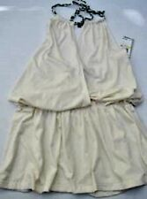 Womens RocaWear Knit Halter Top (Color - Ivory) sz M NWT