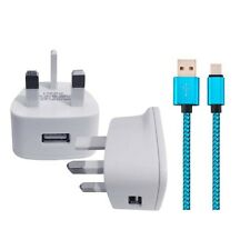 Nintendo Switch Games Console  REPLACEMENT WALL CHARGER & USB 3.1 DATA SYNC LEAD