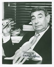 HOWARD COSELL - PHOTOGRAPH SIGNED