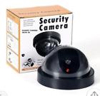 Fake Dummy Dome Surveillance Security CCTV Camera LED Sensor Light Camera