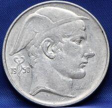 Belgie - Belgium 20 francs 1950 FRA - silver - KM# 137