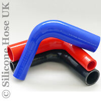 90 Degree Silicone Elbow Reducer Bend Hose - Turbo Intercooler Coolant Pipes