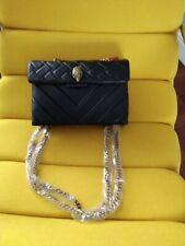 New Kurt Geiger Black leather bag