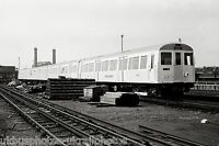 London Underground New A62 Stock Neasden Depot May 1963 Rail Photo
