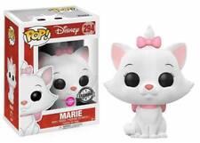 Aristocats Flocked Marie Cat Katze POP! Disney #294 Vinyl Figur Funko