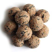 Wild Bird Fat Balls Small Garden Treats x 50 Without Nets Bulk Buy