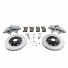 "ZZPerformance Cadillac ATS 14.6"" Front Brake Upgrade w/ Brembo 6 piston Calipers"