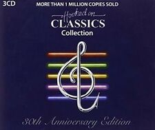 HOOKED ON CLASSICS Collection 3CD BRAND NEW 30th Anniversary Edition Louis Clark