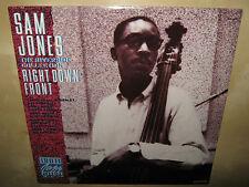 SAM JONES Riverside Collection RIGHT DOWN FRONT LP SEALED MINT OJC-6008 Zawinul