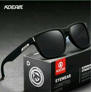 Gafas de sol Polarizadas Kdeam KD1302 C7 HD UV 400 Polarized Sunglasses