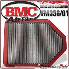 FILTRO DE AIRE DEPORTIVO BMC LAVABLE FM356/01 DUCATI MULTISTRADA 620 2005 05