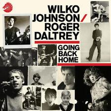 Wilko Johnson / Roger Daltrey Going Back Home 2 X CD 2014 Digipak &